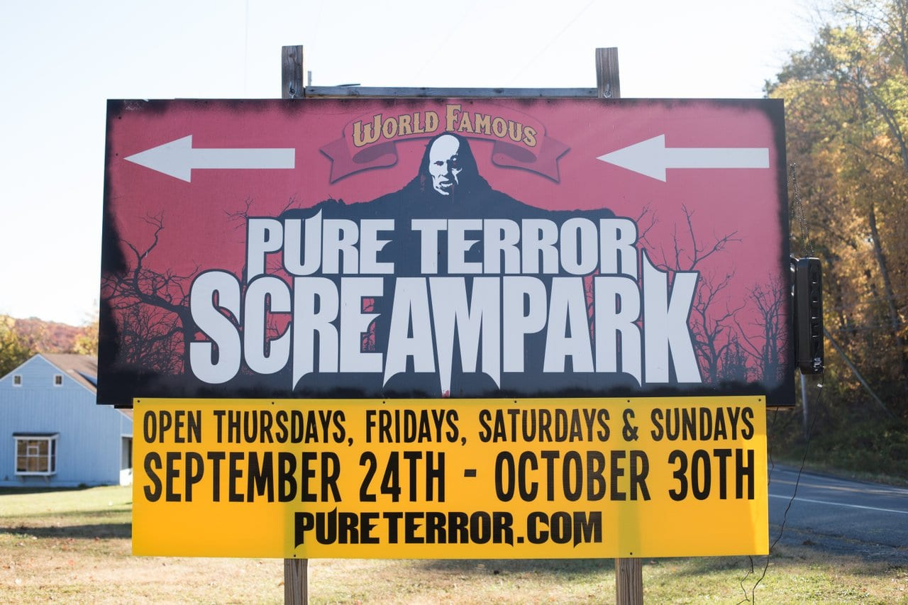Pure Terror Screampark