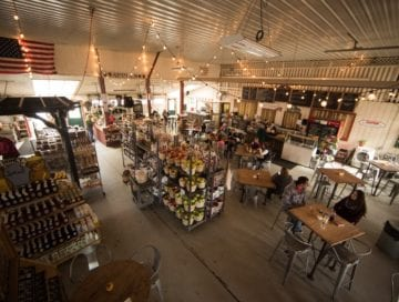 Dine & Shop at the Farm