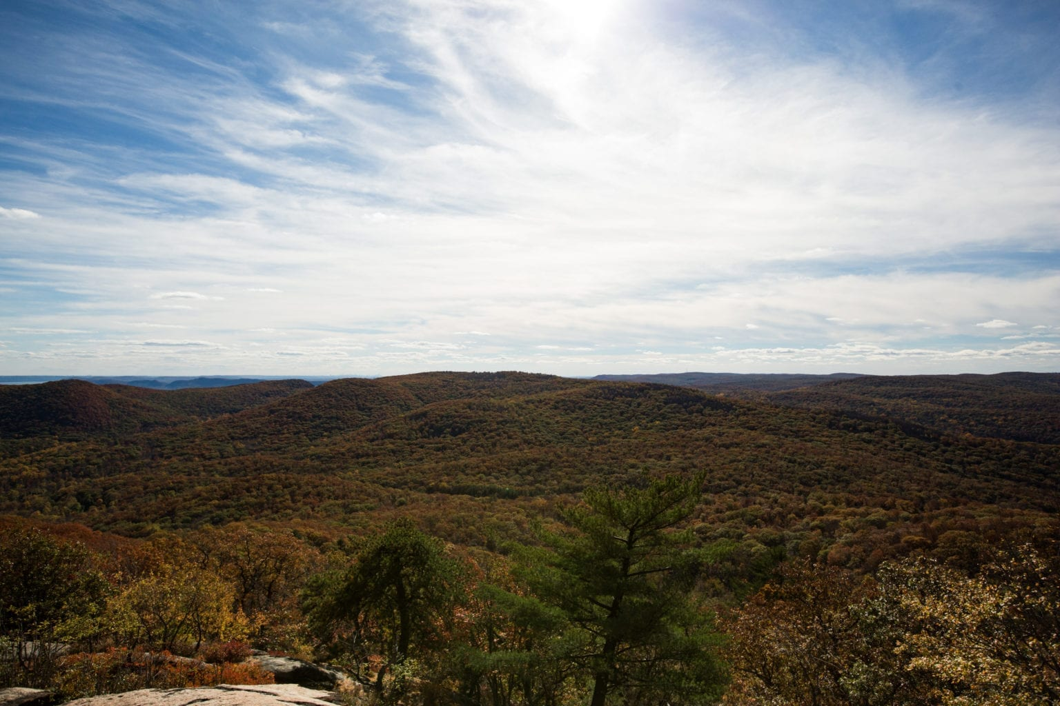 Bear Mountain and Harriman