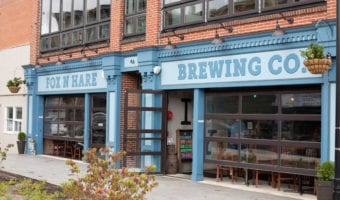 Fox N Hare Brewery