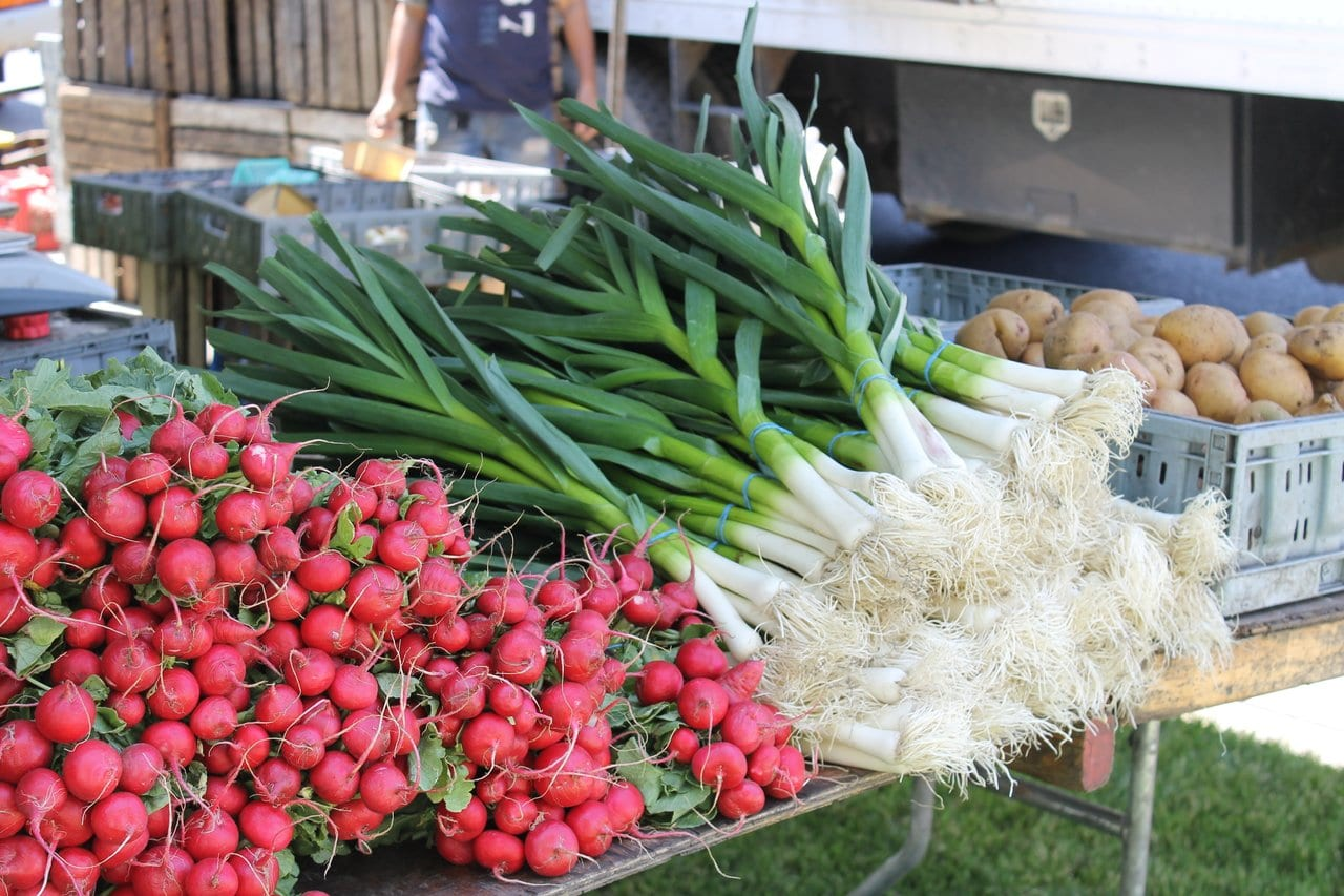 Weekly Downtown Farmers Markets