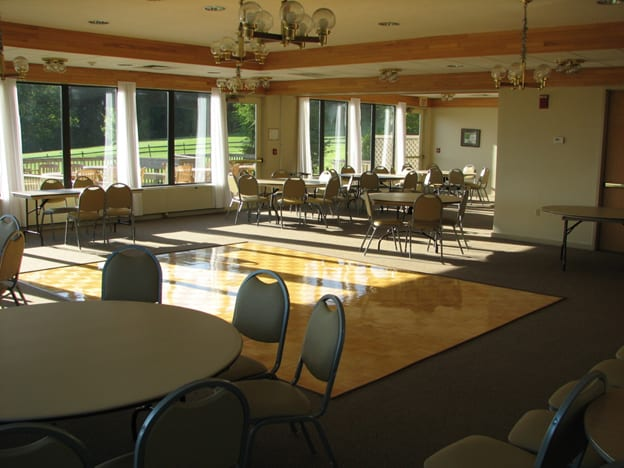 The Club House at Hickory Hill Golf Course