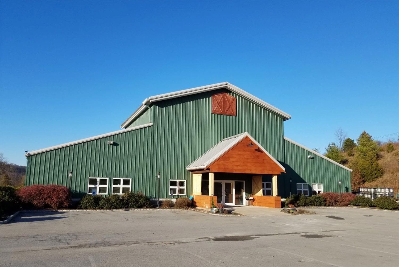 Tin Barn Brewing