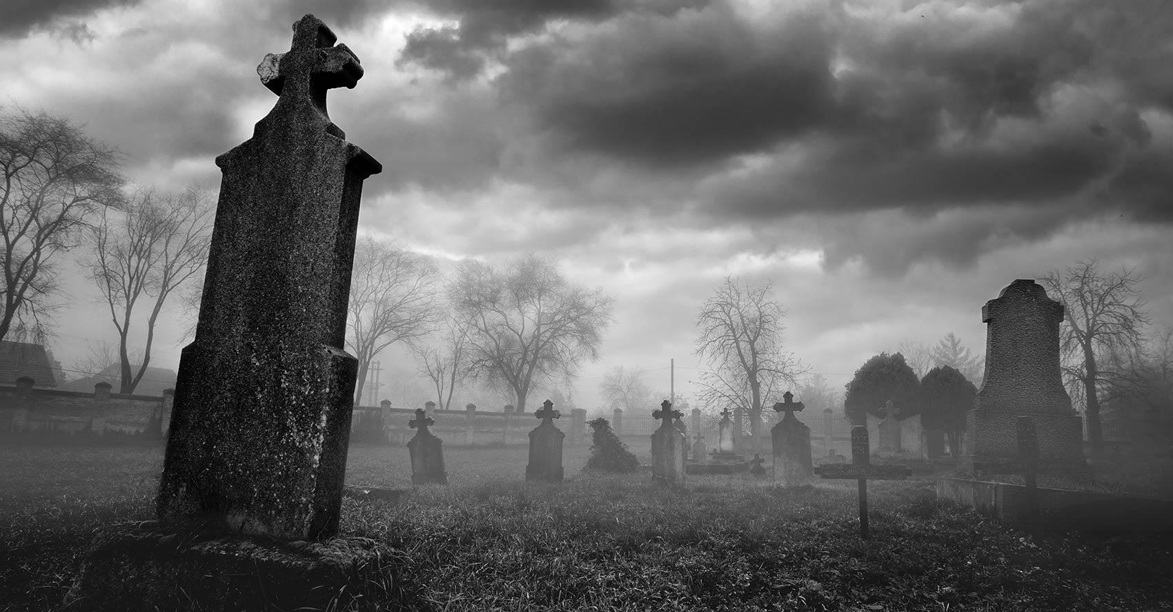 Haunted Sites