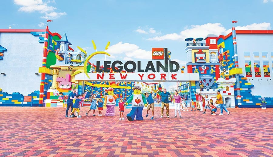 LEGOLAND NY Resort Now Open